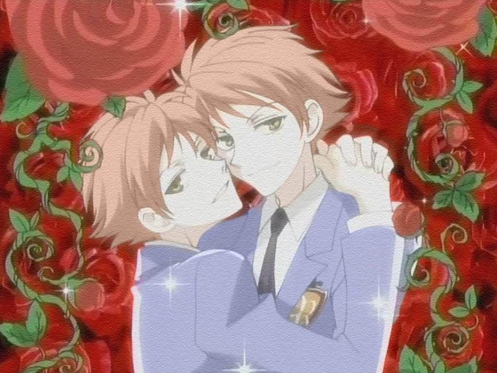 7Биография Хикару и Каору - братья-близнецы. В клубе Орана имеют