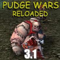 Перезаряженный Pudge Wars являются картой обычая Warcraft III, основанной н
