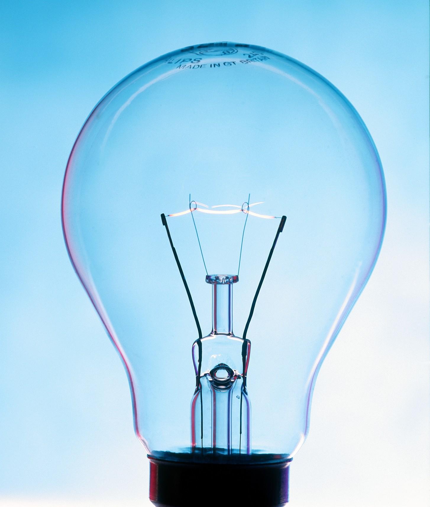Как сделать чтоб лампочка светилась