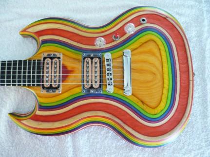 Rainbow Eucalyptus Guitar Www Imgarcade Online Image Arcade