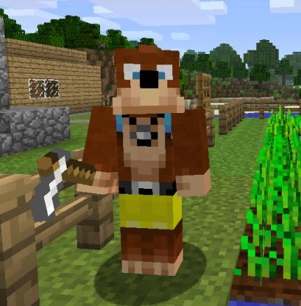 Lee Minecraft Skin