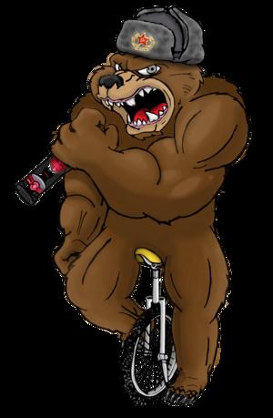 Bears On Unicycles